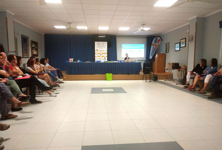 sensibilizacion discapacidad colegios Lorca