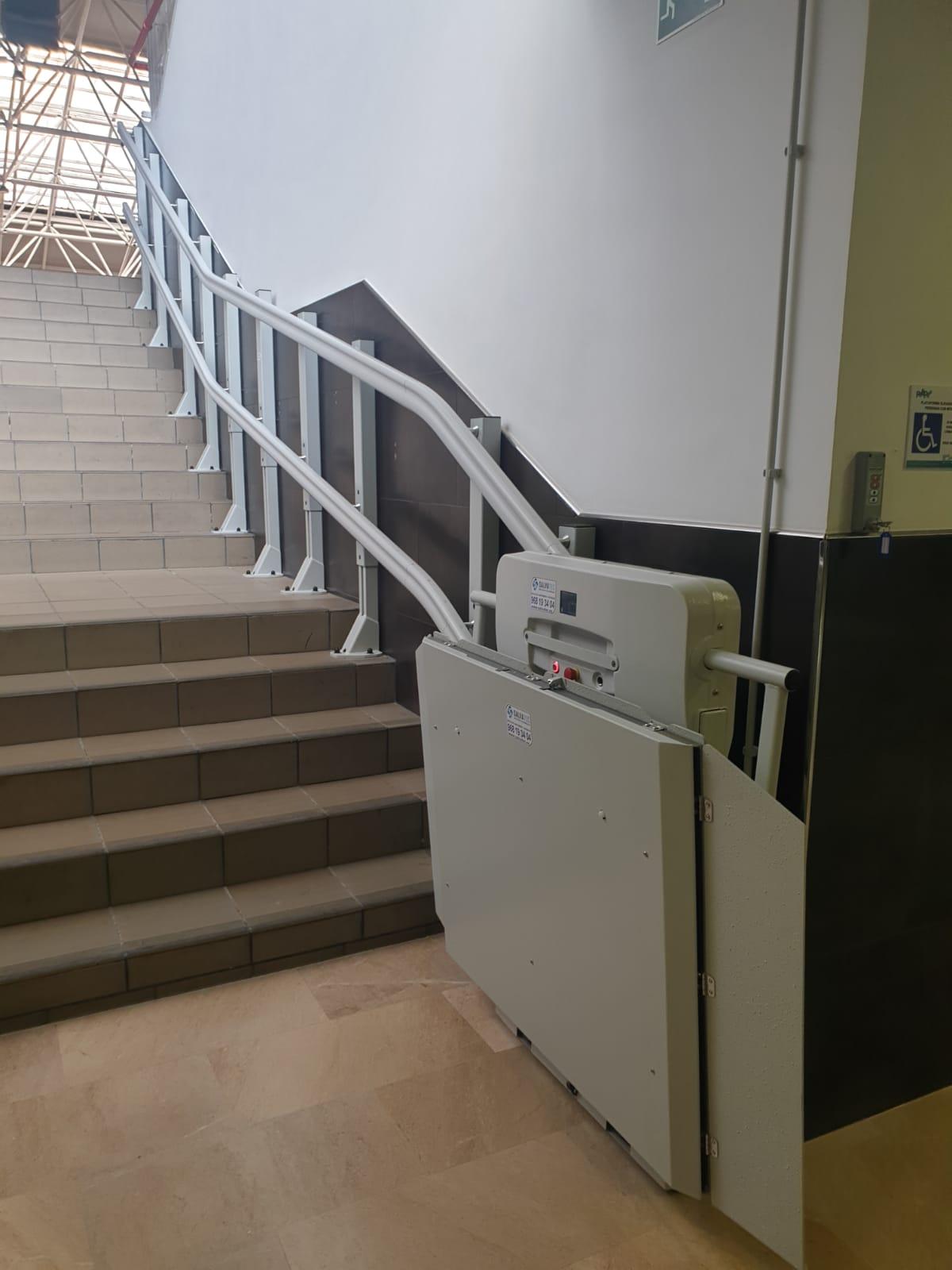 plataforma elevadora CD Felipe VI