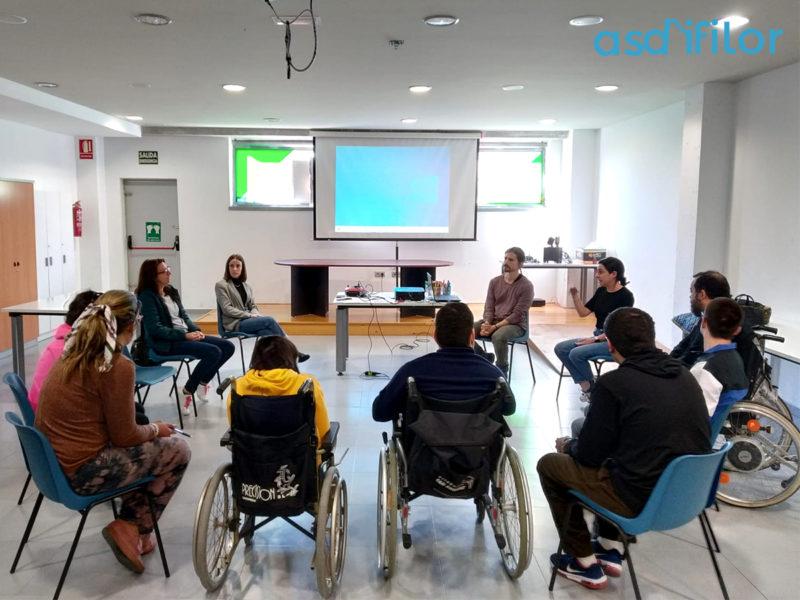 grupo evaluadores de la accesibilidad